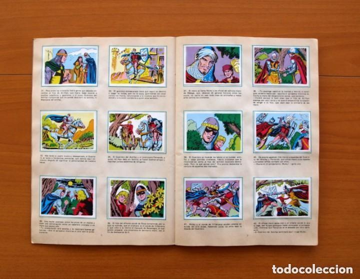 Coleccionismo Álbum: Álbum El guerrero del antifaz - Editorial Maga 1979 - Completo - Ver fotos interiores - Foto 5 - 132789490
