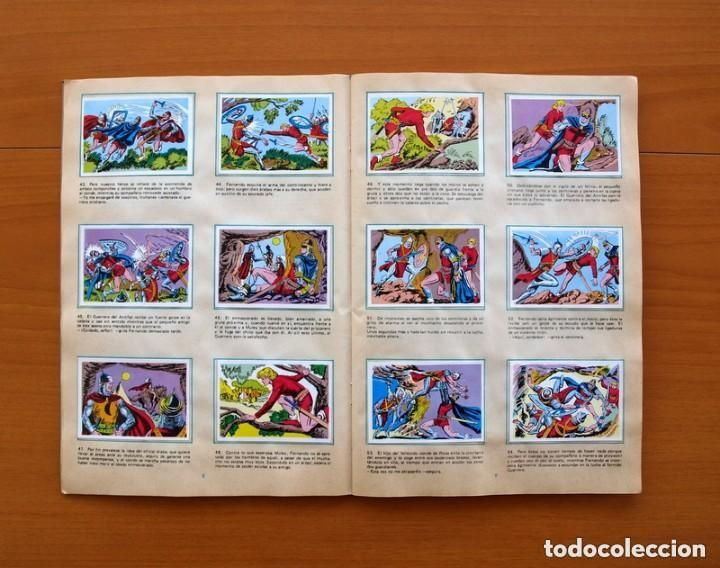 Coleccionismo Álbum: Álbum El guerrero del antifaz - Editorial Maga 1979 - Completo - Ver fotos interiores - Foto 6 - 132789490