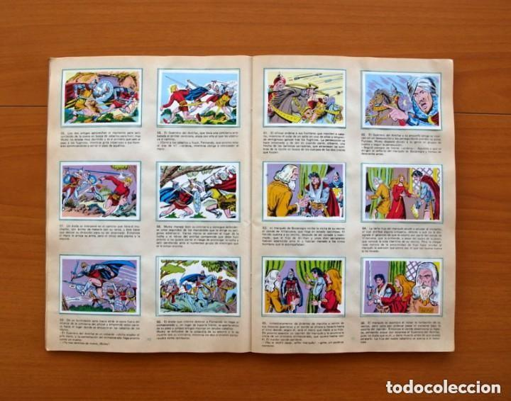 Coleccionismo Álbum: Álbum El guerrero del antifaz - Editorial Maga 1979 - Completo - Ver fotos interiores - Foto 7 - 132789490