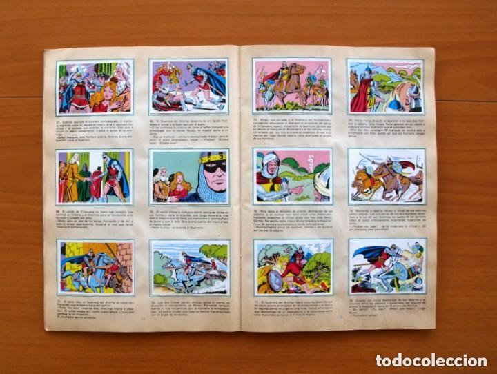 Coleccionismo Álbum: Álbum El guerrero del antifaz - Editorial Maga 1979 - Completo - Ver fotos interiores - Foto 8 - 132789490