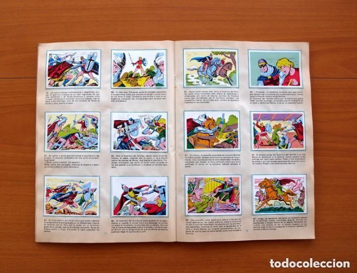 Coleccionismo Álbum: Álbum El guerrero del antifaz - Editorial Maga 1979 - Completo - Ver fotos interiores - Foto 9 - 132789490