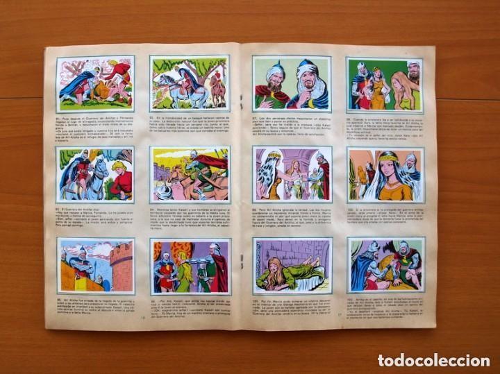 Coleccionismo Álbum: Álbum El guerrero del antifaz - Editorial Maga 1979 - Completo - Ver fotos interiores - Foto 10 - 132789490