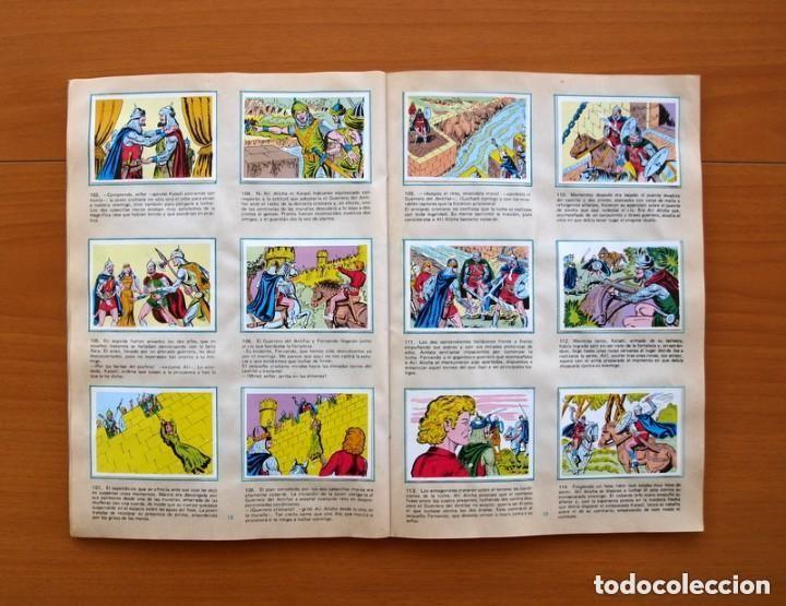 Coleccionismo Álbum: Álbum El guerrero del antifaz - Editorial Maga 1979 - Completo - Ver fotos interiores - Foto 11 - 132789490