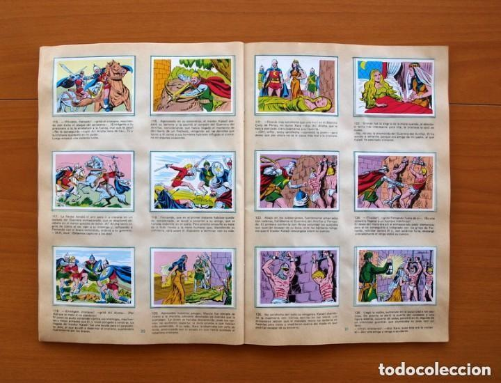 Coleccionismo Álbum: Álbum El guerrero del antifaz - Editorial Maga 1979 - Completo - Ver fotos interiores - Foto 12 - 132789490