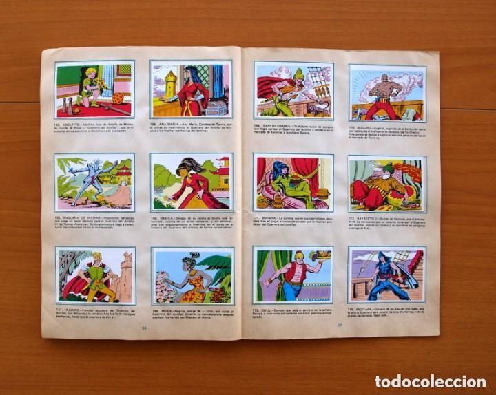 Coleccionismo Álbum: Álbum El guerrero del antifaz - Editorial Maga 1979 - Completo - Ver fotos interiores - Foto 16 - 132789490