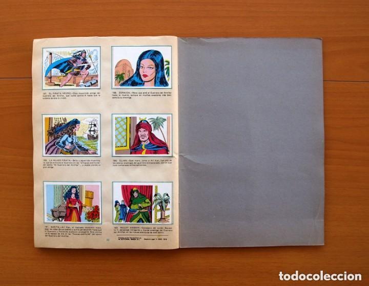 Coleccionismo Álbum: Álbum El guerrero del antifaz - Editorial Maga 1979 - Completo - Ver fotos interiores - Foto 18 - 132789490