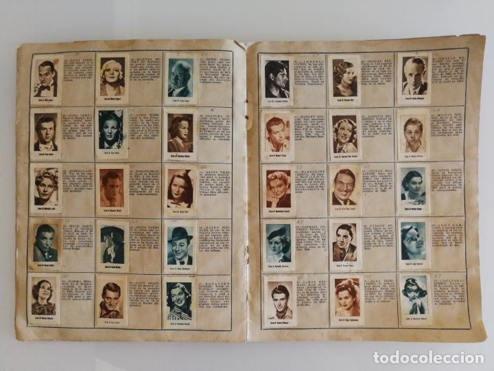 Coleccionismo Álbum: ALBUM CONDIMENTOS AZAFRANES CARMENCITA ACTORES MUNDO ANIMAL COMPLETO - Foto 4 - 134080606