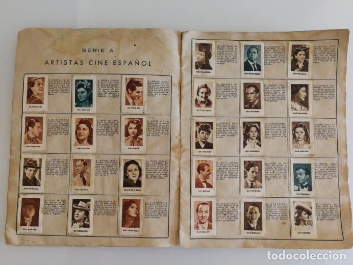 Coleccionismo Álbum: ALBUM CONDIMENTOS AZAFRANES CARMENCITA ACTORES MUNDO ANIMAL COMPLETO - Foto 7 - 134080606