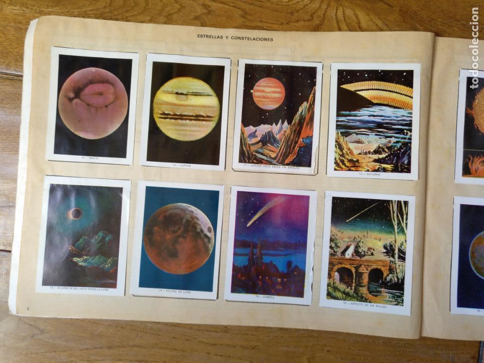 Coleccionismo Álbum: LOTE DE 3 ALBUMES CROMOS ANTIGUOS , GEO CIENCIAS AÑOS 60 , BATMAN Y VIDA Y COLOR - Foto 7 - 134330858