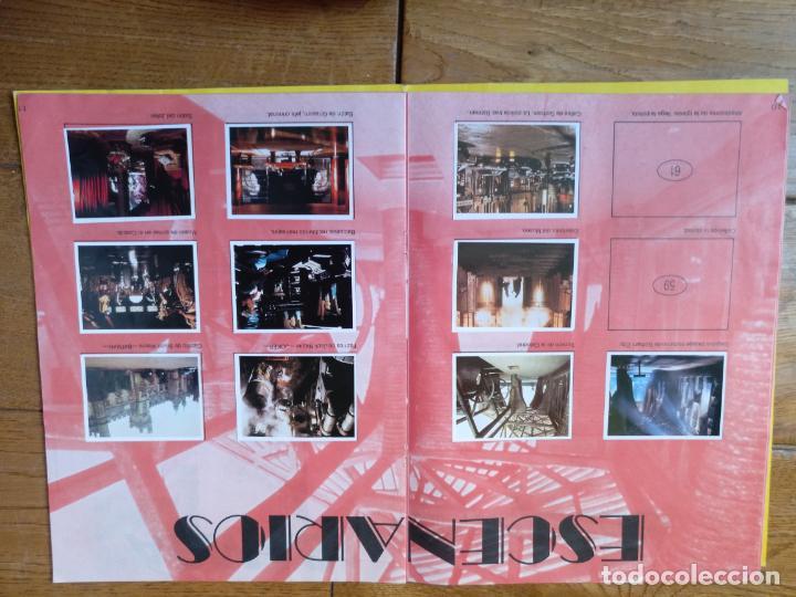 Coleccionismo Álbum: LOTE DE 3 ALBUMES CROMOS ANTIGUOS , GEO CIENCIAS AÑOS 60 , BATMAN Y VIDA Y COLOR - Foto 9 - 134330858