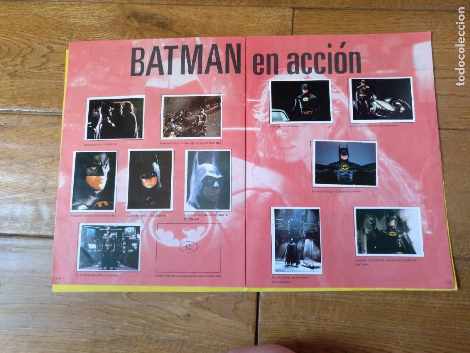 Coleccionismo Álbum: LOTE DE 3 ALBUMES CROMOS ANTIGUOS , GEO CIENCIAS AÑOS 60 , BATMAN Y VIDA Y COLOR - Foto 10 - 134330858