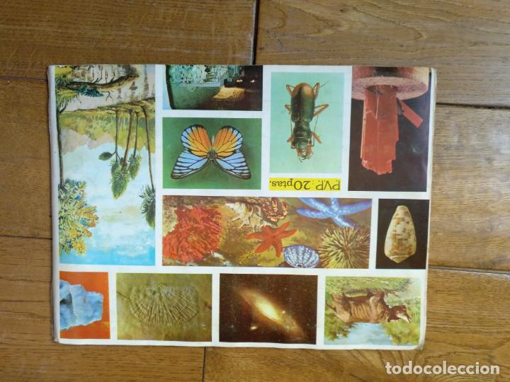 Coleccionismo Álbum: LOTE DE 3 ALBUMES CROMOS ANTIGUOS , GEO CIENCIAS AÑOS 60 , BATMAN Y VIDA Y COLOR - Foto 12 - 134330858