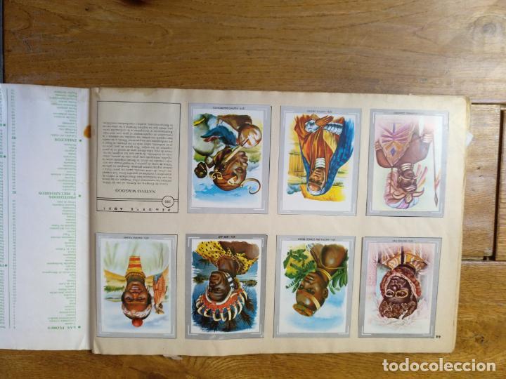 Coleccionismo Álbum: LOTE DE 3 ALBUMES CROMOS ANTIGUOS , GEO CIENCIAS AÑOS 60 , BATMAN Y VIDA Y COLOR - Foto 23 - 134330858