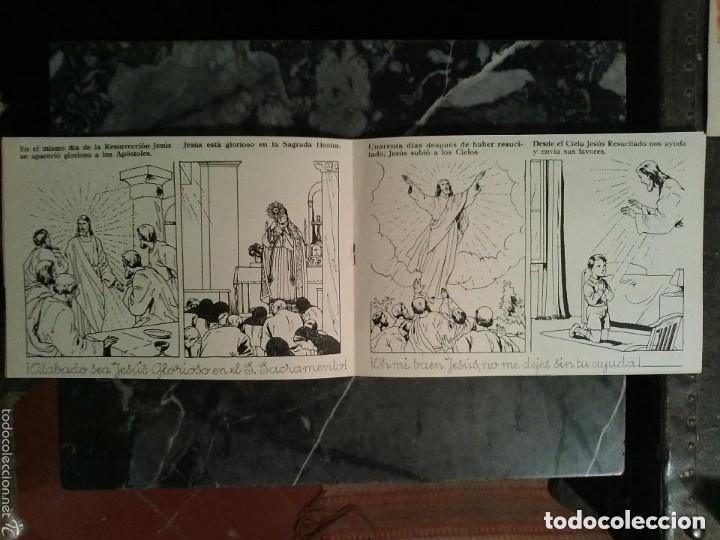 Coleccionismo Álbum: CUADERNO PARA PINTAR, JESUS GLORIOSO - Foto 3 - 134719470