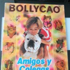 Coleccionismo Álbum: ALBUM CROMOS PANRICO BOLLYCAO AMIGOS Y COLEGAS. Lote 134910842