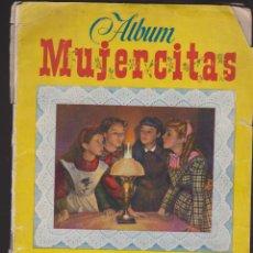 Coleccionismo Álbum: MUJERCITAS. Lote 135051682