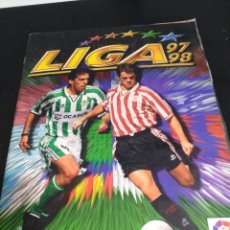 Coleccionismo Álbum: LIGA 97-98 ESTE COMPLETISIMO. Lote 135219502