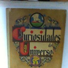 Coleccionismo Álbum: CURIOSIDADES DEL UNIVERSO - NESTLÉ - COMPLETO. Lote 135476566