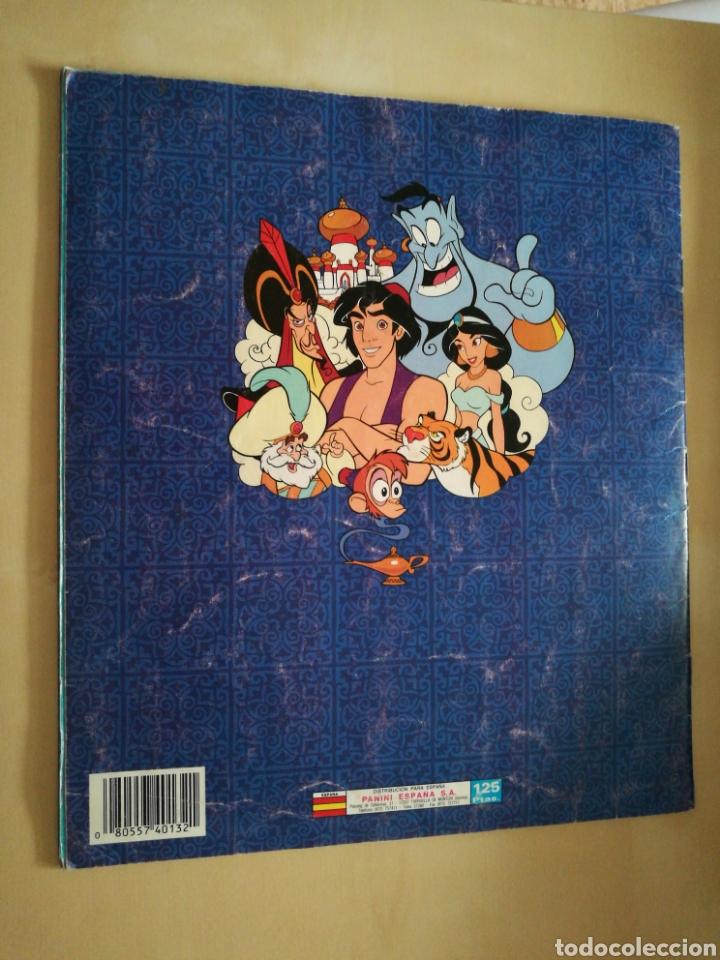 Coleccionismo Álbum: Álbum completo Aladdin, Panini - Foto 2 - 135512210