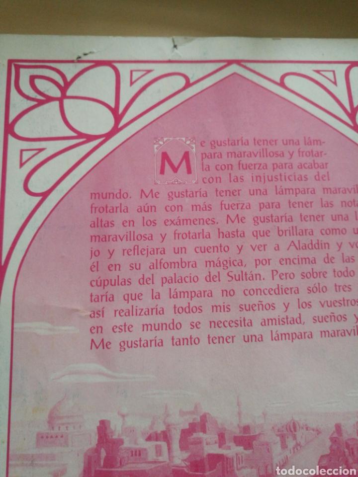 Coleccionismo Álbum: Álbum completo Aladdin, Panini - Foto 4 - 135512210