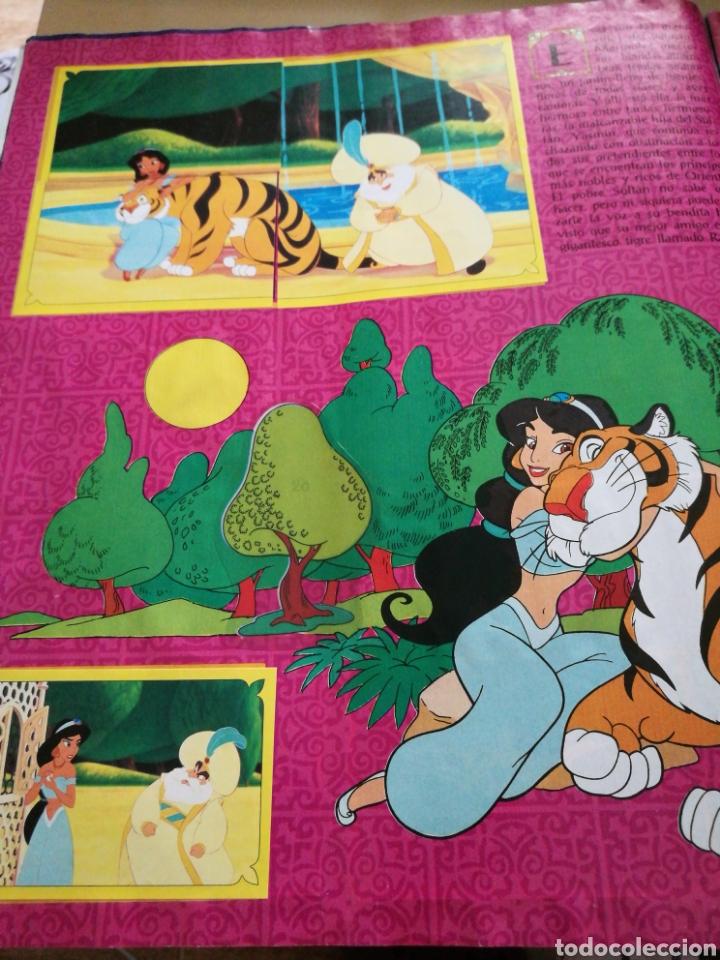 Coleccionismo Álbum: Álbum completo Aladdin, Panini - Foto 5 - 135512210