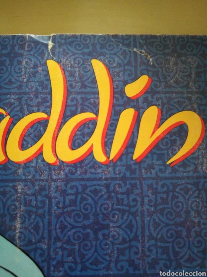 Coleccionismo Álbum: Álbum completo Aladdin, Panini - Foto 10 - 135512210