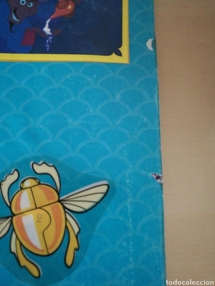 Coleccionismo Álbum: Álbum completo Aladdin, Panini - Foto 11 - 135512210