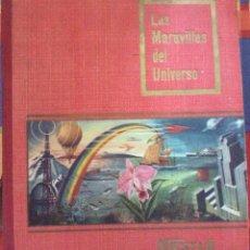 Coleccionismo Álbum: LAS MARAVILLAS DEL UNIVERSO , NESTLE , ALBUM DE CROMOS COMPLETO , 1955. Lote 135594806