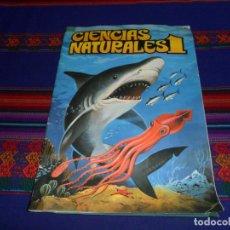 Coleccionismo Álbum: CIENCIAS NATURALES 1 COMPLETO 253 CROMOS. EASO 1982. . Lote 135669859