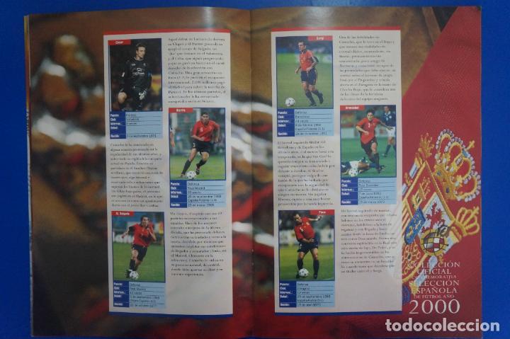 Coleccionismo Álbum: ALBUM COMPLETO DE COLECCION OFICIAL CONMEMORATIVA AÑO 2000 DE AS - Foto 4 - 135677251