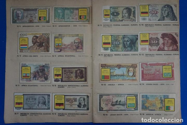 Coleccionismo Álbum: ALBUM COMPLETO DE BILLETES DEL MUNDO AÑO 1974 DE ESTE - Foto 2 - 135678115