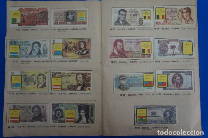 Coleccionismo Álbum: ALBUM COMPLETO DE BILLETES DEL MUNDO AÑO 1974 DE ESTE - Foto 3 - 135678115