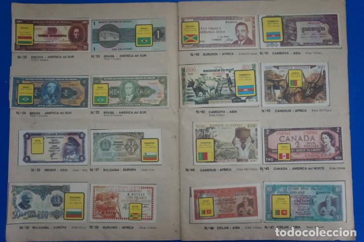 Coleccionismo Álbum: ALBUM COMPLETO DE BILLETES DEL MUNDO AÑO 1974 DE ESTE - Foto 4 - 135678115