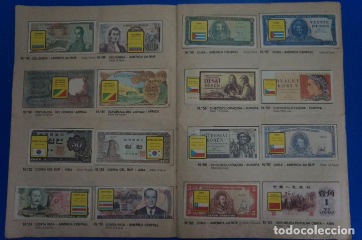 Coleccionismo Álbum: ALBUM COMPLETO DE BILLETES DEL MUNDO AÑO 1974 DE ESTE - Foto 5 - 135678115
