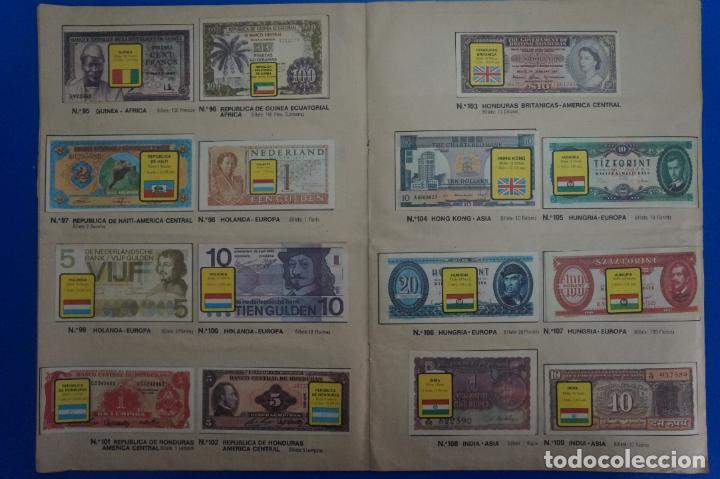 Coleccionismo Álbum: ALBUM COMPLETO DE BILLETES DEL MUNDO AÑO 1974 DE ESTE - Foto 6 - 135678115