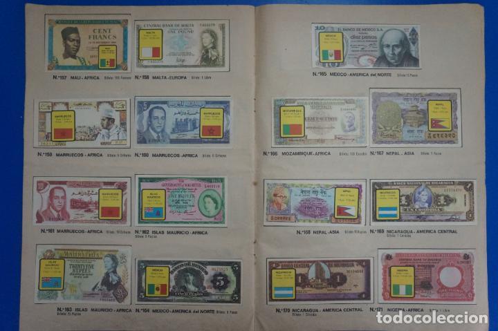 Coleccionismo Álbum: ALBUM COMPLETO DE BILLETES DEL MUNDO AÑO 1974 DE ESTE - Foto 9 - 135678115
