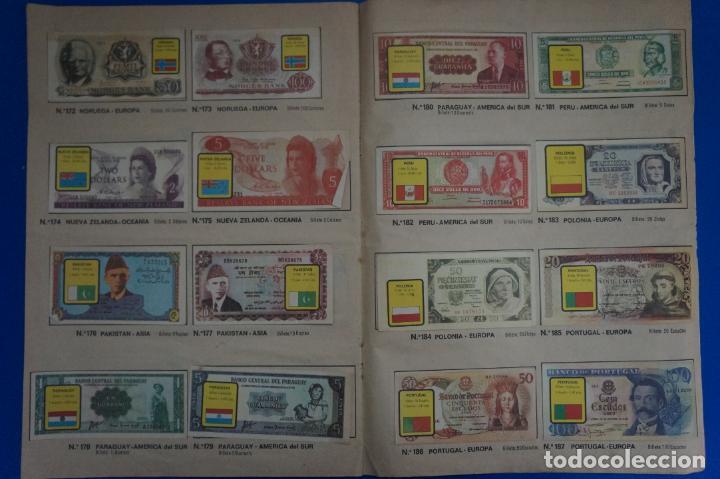 Coleccionismo Álbum: ALBUM COMPLETO DE BILLETES DEL MUNDO AÑO 1974 DE ESTE - Foto 10 - 135678115