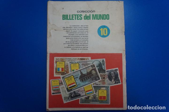 Coleccionismo Álbum: ALBUM COMPLETO DE BILLETES DEL MUNDO AÑO 1974 DE ESTE - Foto 14 - 135678115