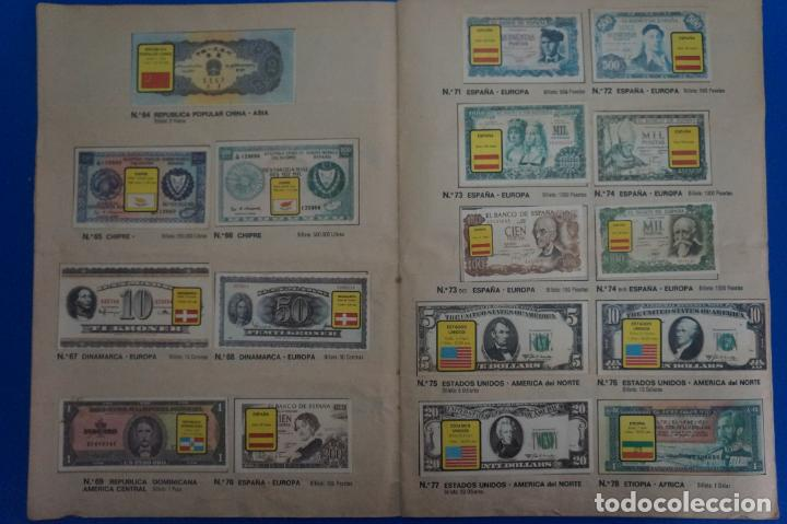 Coleccionismo Álbum: ALBUM COMPLETO DE BILLETES DEL MUNDO AÑO 1974 DE ESTE - Foto 16 - 135678115