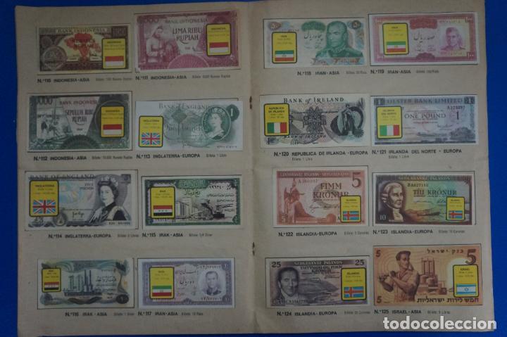 Coleccionismo Álbum: ALBUM COMPLETO DE BILLETES DEL MUNDO AÑO 1974 DE ESTE - Foto 17 - 135678115