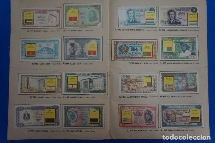 Coleccionismo Álbum: ALBUM COMPLETO DE BILLETES DEL MUNDO AÑO 1974 DE ESTE - Foto 18 - 135678115