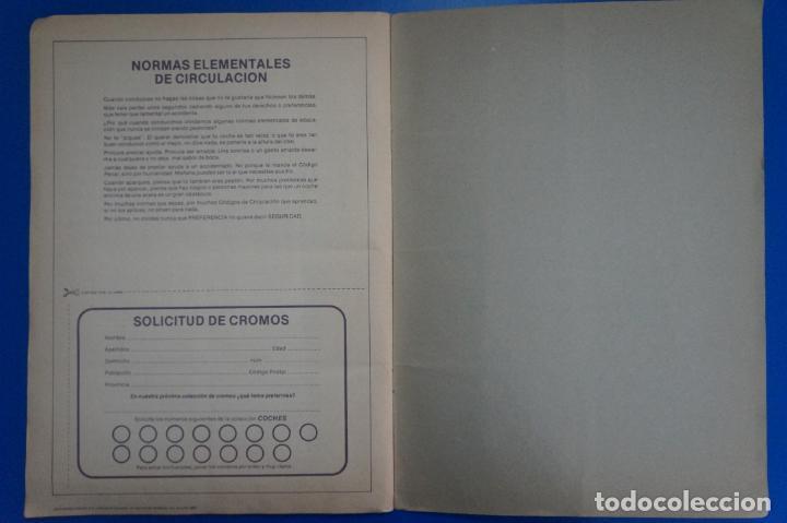 Coleccionismo Álbum: ALBUM COMPLETO DE COCHES AÑO 1986 DE EDICIONES UNIDAS - Foto 9 - 135678675