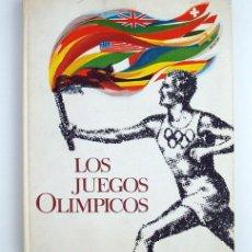 Coleccionismo Álbum: ALBUM 1964 NESTLE LOS JUEGOS OLIMPICOS. MUY BUEN ESTADO COMPLETO 343 CROMOS. VER FOTOS. Lote 135733611