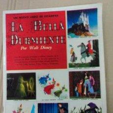 Coleccionismo Álbum: LA BELLA DURMIENTE - POR WALT DISNEY. Lote 135943502