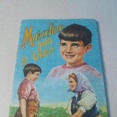 Coleccionismo Álbum: ÁLBUM CROMOS MARCELINO PAN Y VINO ED. FHER 1955 COMPLETO. Lote 136468154