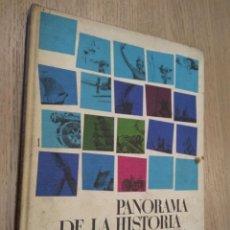 Coleccionismo Álbum: PANORAMA DE LA HISTORIA DE ESPAÑA. ALBUM COMPLETO NESTLE 1965. Lote 136560670