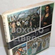Coleccionismo Álbum: GARÍN ORTIZ DE TARANCO, FELIPE MARÍA [DIRECCIÓN]. EL MUNDO DE LA PINTURA. ALBUM CON 280 CROMOS. Lote 137271769