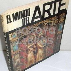 Coleccionismo Álbum: ALDANA FERNÁNDEZ, SALVADOR [TEXTOS Y SELECCIÓN]. EL MUNDO DEL ARTE. ALBUM CON UNA 280 CROMOS. Lote 137271773