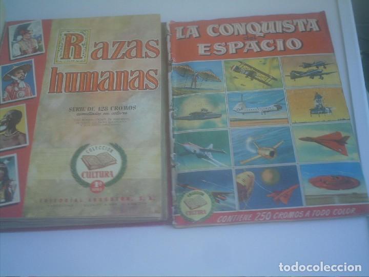 Coleccionismo Álbum: BRUGUERA COLECCION CULTURA OCHO ALBUMES COMPLETOS 2261 CROMOS - Foto 10 - 137550410