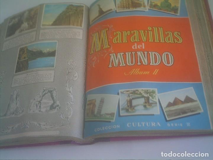 Coleccionismo Álbum: BRUGUERA COLECCION CULTURA OCHO ALBUMES COMPLETOS 2261 CROMOS - Foto 12 - 137550410